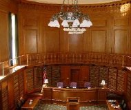 10th Circuit courtroom