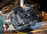 Abu Dhabi crash