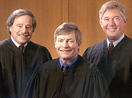 Alaska Court of Appeals judges