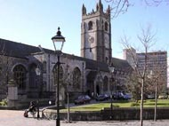 St Andrews in Plymouth