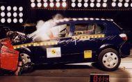 UK: Stolen Car Rams Speed Camera