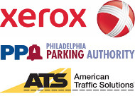 ATS, PPA and Xerox logos