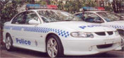Holden Commodore Cop Caf