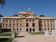 Arizona capital