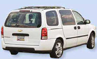 Arizona speed camera van