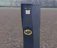 Batman speed camera