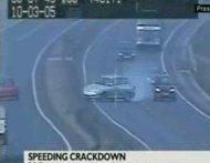 BBC crash video