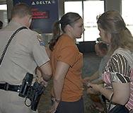 Britnee Bristow arrest