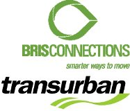 BrisConnections, Transurban logos