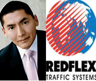 Carlyle Begay and Redflex