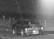 Mustang on Loop 101, 4/10