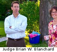 Judge Brian W. Blanchard