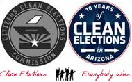 Clean Elections Fund logo