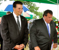 Gov. Christie and William Baroni