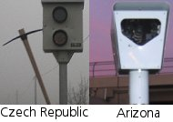 Czech and Arizona attacks