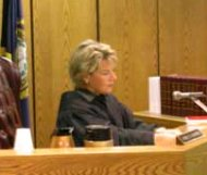 Judge Sharon DeVries