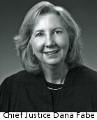 Chief Justice Dana Fabe