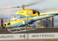 DGT speed camera helicopter