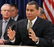Gov. David A Paterson