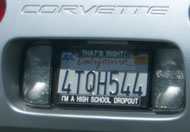 Dropout's car