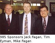 Jack Fagan, Tim Eyman, Mike Fagan