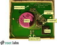 FasTrak circuit board