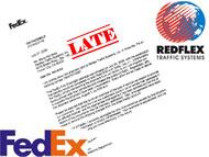 Redflex late