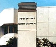 Fifth District Court of Appeal