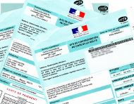 French speeding tickets