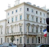French Embassy in London