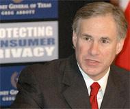 AG Greg Abbott