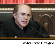 Judge Gene Donofrio