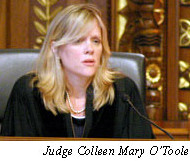 Judge Colleen Mary OToole