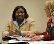 Transportation Director Gloria Jeff