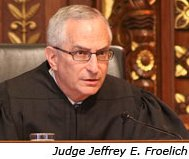 Judge Jeffrey E. Froelich