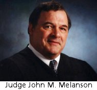 Judge John M. Melanson