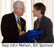 Rep John Nelson