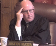 Justice Mark S. Massa