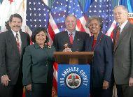 LA County supervisors