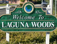Laguna Woods sign