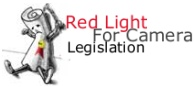 Red light for camera enforcement