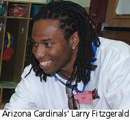 Arizona Cardinals, Larry Fitzgerald