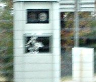 Gaithersburg, MD speed camera