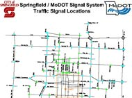 Springfield intersections