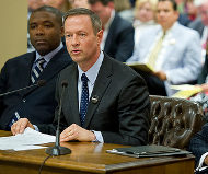 Governor Martin OMalley