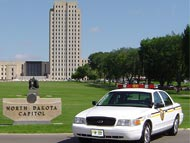 North Dakota legislature