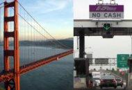 Golden Gate Bridge, NJ Turnpike