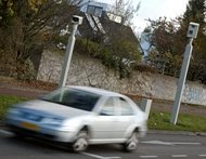 Dutch speed camera