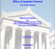 IG report cover