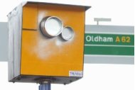 Oldham speed camera